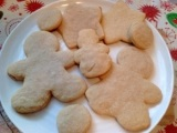 Whole Wheat Un-Sugar Cookie