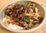 Stir Fried Quinoa- Thai Style