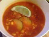 Vegetable Chilli Soup